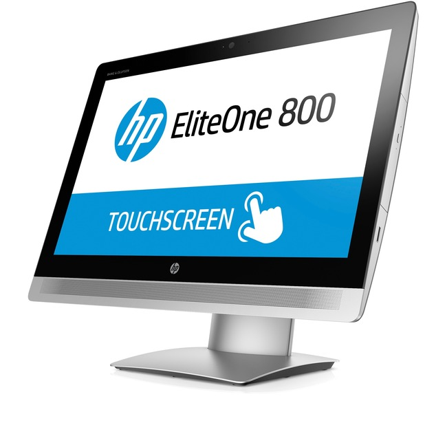 "HP EliteOne 800 G2 All-in-One Computer - Intel Core i5 (6th Gen) i5-6500 3.20 GHz - 8 GB DDR4 SDRAM - 128 GB SSD - 23"" 1"