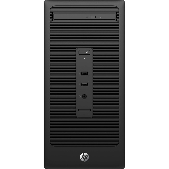 HP Business Desktop 280 G2 Desktop Computer - Intel Core i3 (6th Gen) i3-6100 3.70 GHz - 4 GB DDR4 SDRAM - 500 GB HDD -