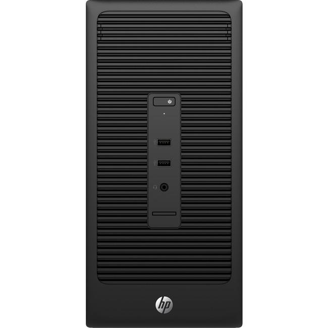 HP Business Desktop 280 G2 Desktop Computer - Intel Core i5 (6th Gen) i5-6500 3.20 GHz - 4 GB DDR4 SDRAM - 500 GB HDD -