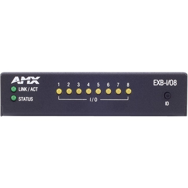 AMX ICSLan Input/Output Interface, 8 Channels