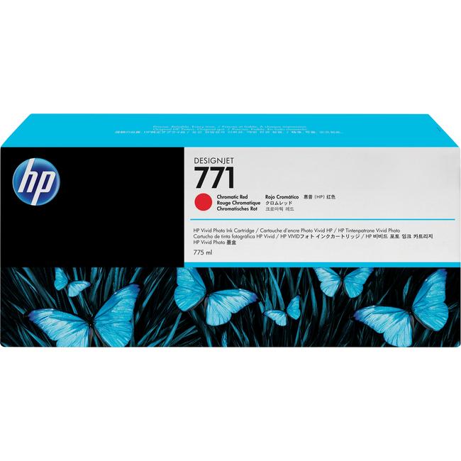HP 771C Ink Cartridge - Chromatic Red