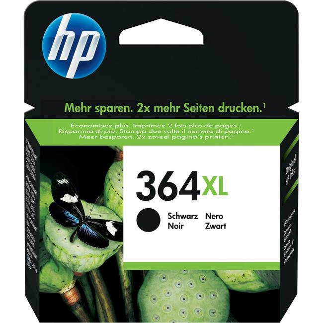 HP 364XL Ink Cartridge - Black
