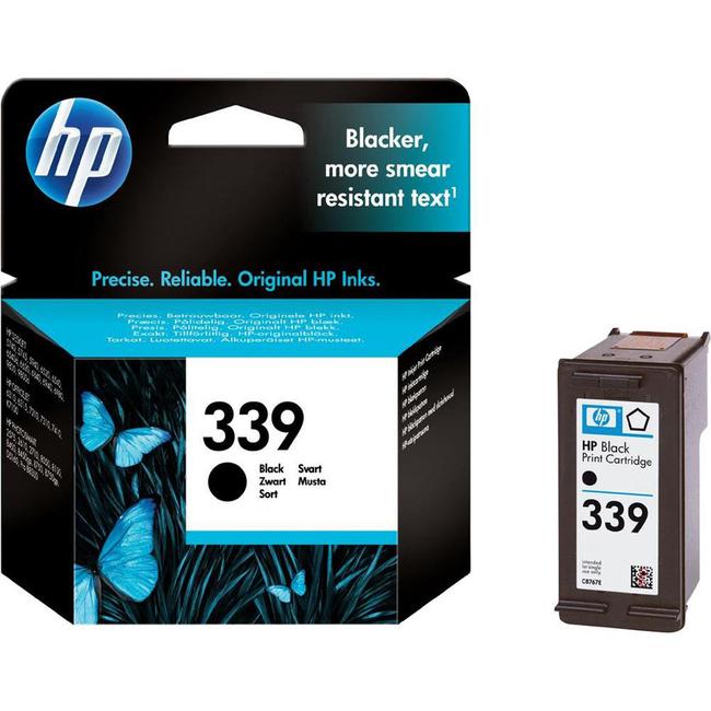 HP No. 339 Ink Cartridge - Black