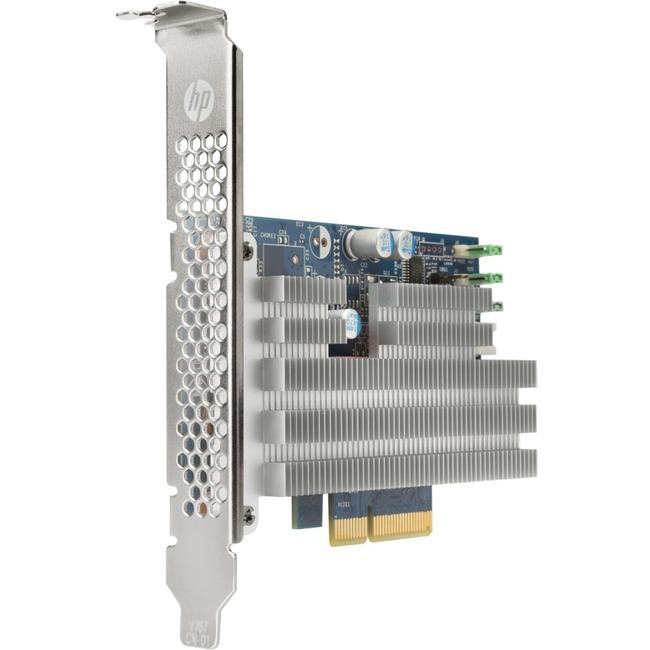 HP Turbo Drive G2 512 GB Solid State Drive - PCI Express - Internal - Plug-in Card