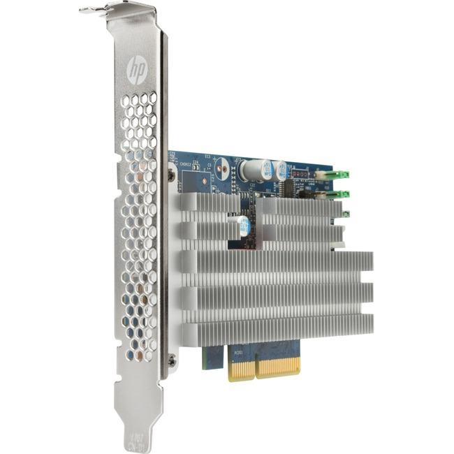 HP Turbo Drive G2 512 GB Solid State Drive - PCI Express - Internal - M.2