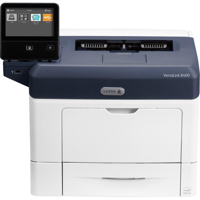 Xerox VersaLink B400N Laser Printer - Monochrome - 1200 x 1200 dpi Print - Plain Paper Print - Desktop