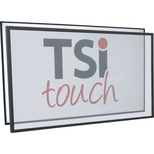 TSItouch LCD Touchscreen Overlay