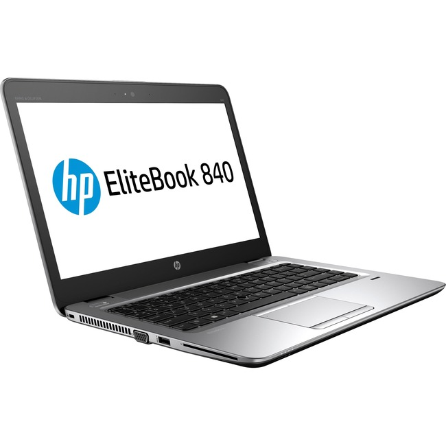 """HP EliteBook 840 G3 14"""" LCD Notebook - Intel Core i7 (6th Gen) i7-6600U Dual-core (2 Core) 2.60 GHz - 8 GB DDR4 SDRAM -"""