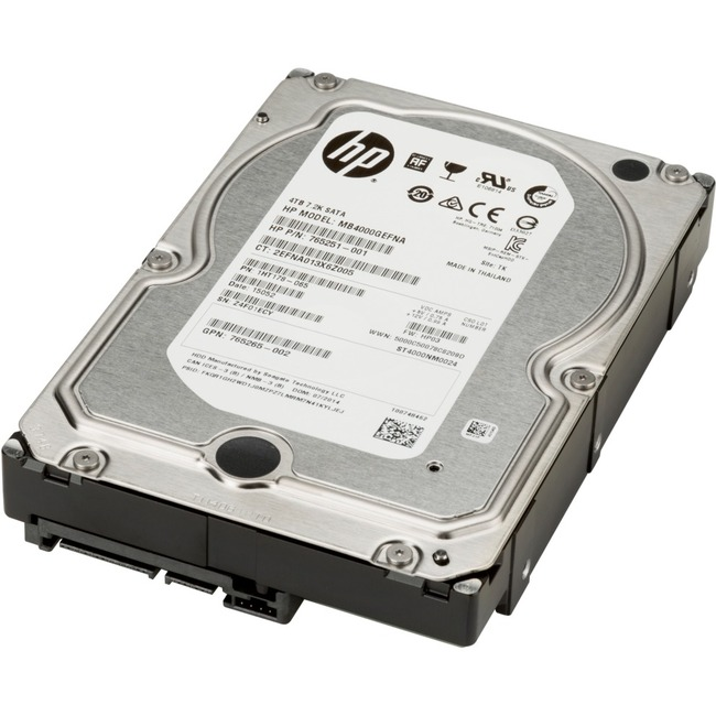 HP 3 TB Hard Drive - SATA (SATA/600) - Internal