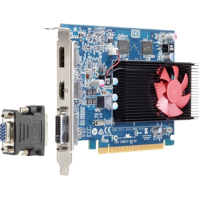 HP Radeon R7 450 Graphic Card - 4 GB GDDR5