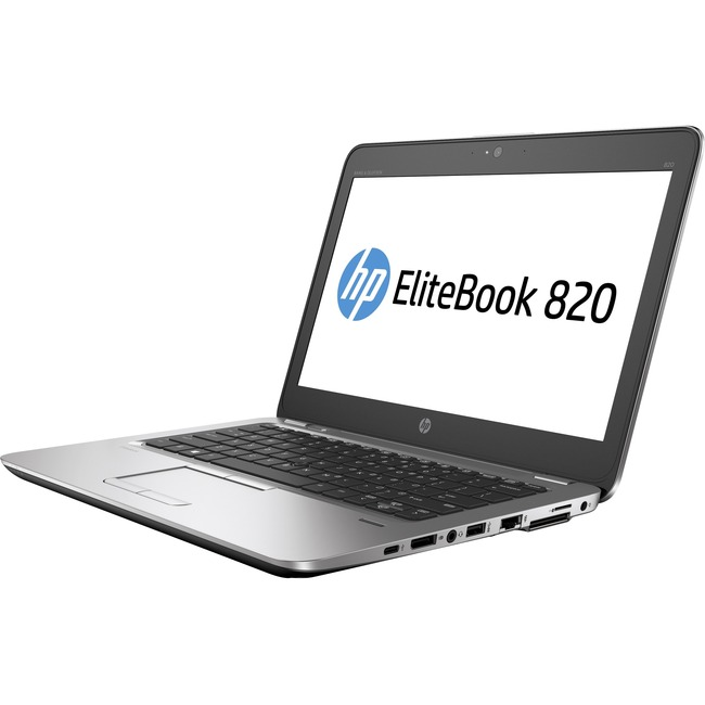 "HP EliteBook 820 G3 12.5"" LCD Notebook - Intel Core i7 (6th Gen) i7-6600U Dual-core (2 Core) 2.60 GHz - 8 GB DDR4 SDRAM"