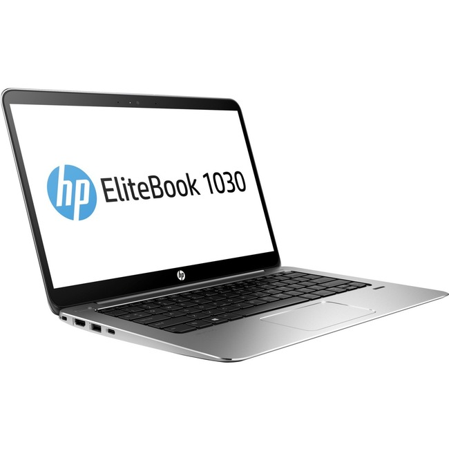 "HP EliteBook 1030 G1 13.3"" LCD Notebook - Intel Core M (6th Gen) m5-6Y57 Dual-core (2 Core) 1.10 GHz - 8 GB LPDDR3 - 256"