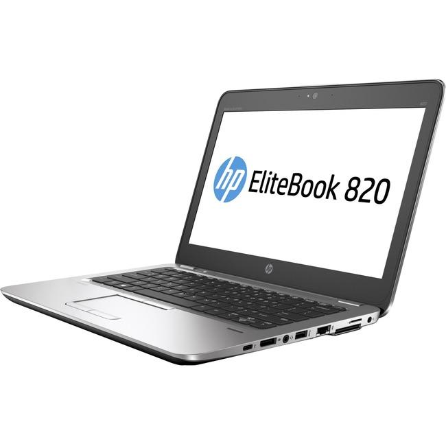 "HP EliteBook 820 G4 12.5"" Touchscreen LCD Notebook - Intel Core i7 (7th Gen) i7-7600U Dual-core (2 Core) 2.80 GHz - 16 G"