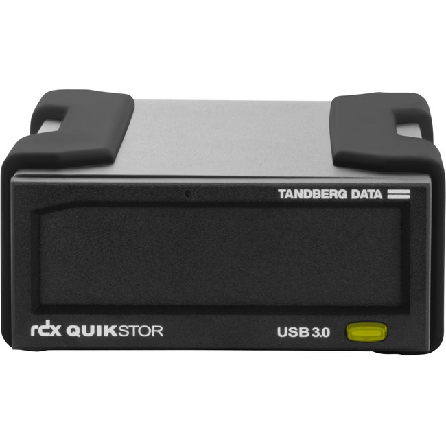 Overland RDX QuikStor 8863-RDX 500 GB Hard Drive Cartridge - External