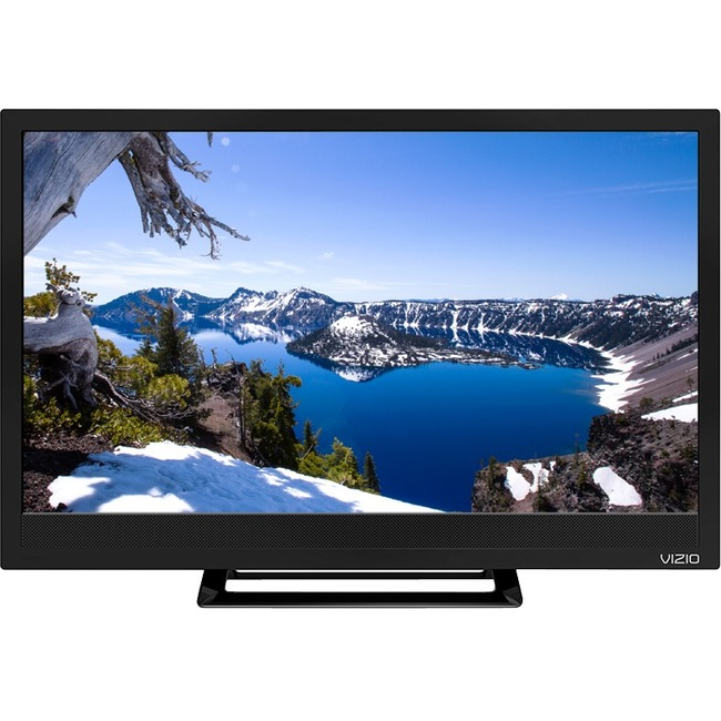 "VIZIO D D24hn-E1 24"" 720p LED-LCD TV - 16:9"