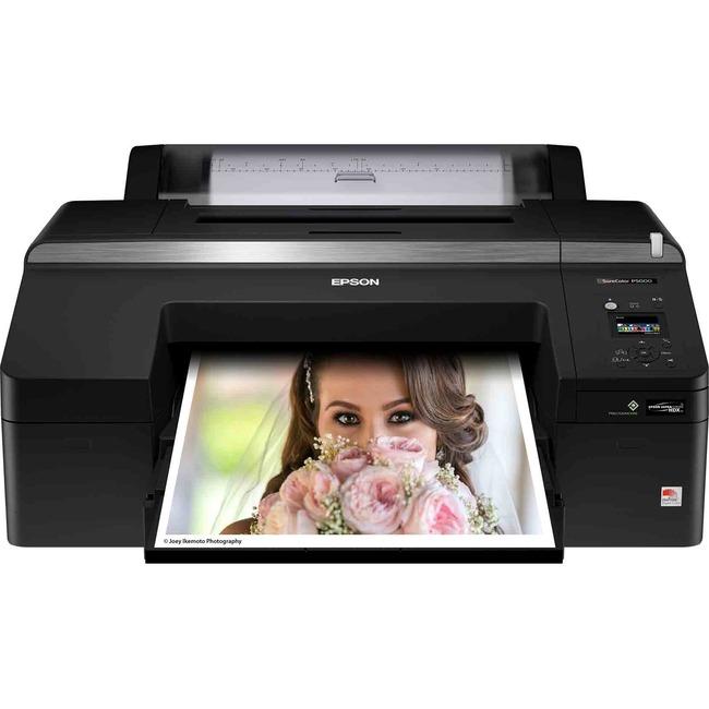 "Epson SureColor P5000 PostScript Inkjet Large Format Printer - 17"" Print Width - Color"
