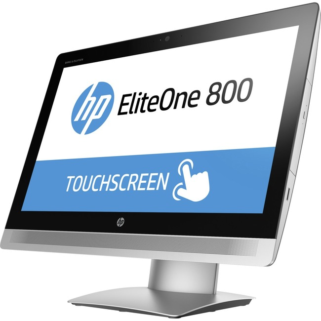 "HP EliteOne 800 G2 All-in-One Computer - Intel Core i3 (6th Gen) i3-6100 3.70 GHz - 4 GB DDR4 SDRAM - 23"" 1920 x 1080 To"