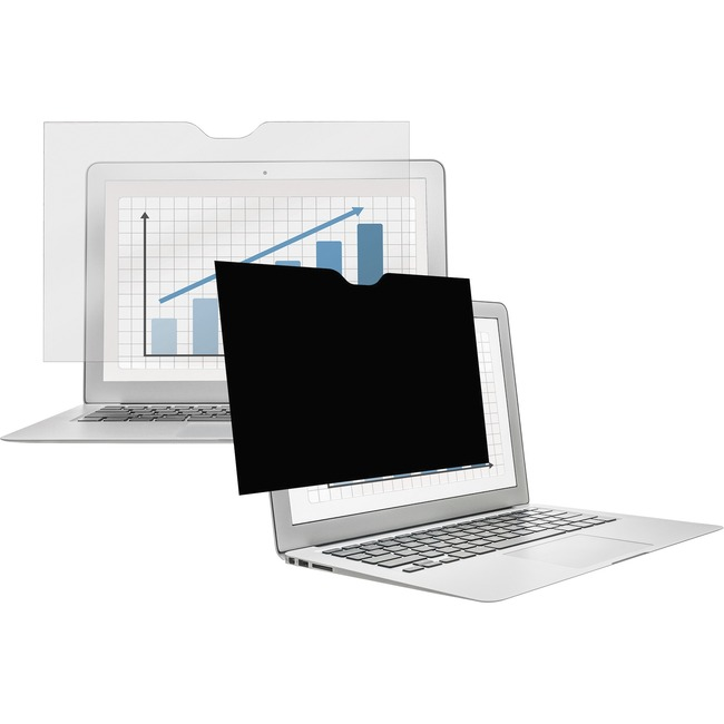 """Fellowes PrivaScreen™ Blackout Privacy Filter - 11.6"""""""