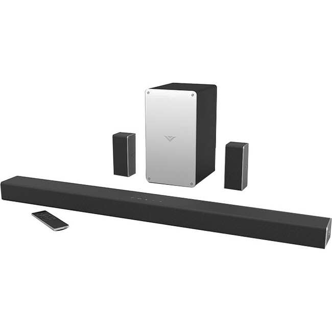 VIZIO SmartCast SB3651-E6 5.1 Speaker System - Table Mountable, Wall Mountable - Wireless Speaker(s)
