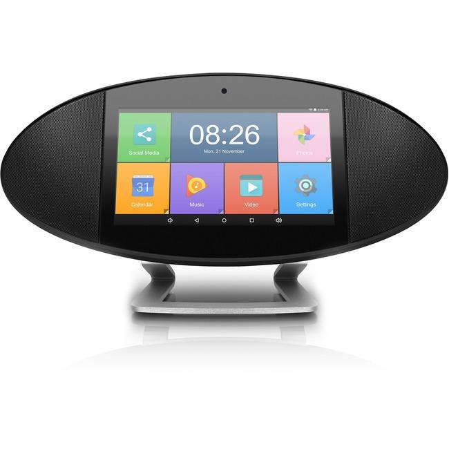 Aluratek AIRMM04F Network Audio/Video Player | Wireless LAN