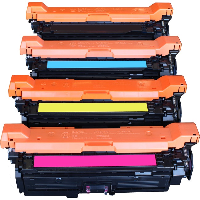 LMI Solutions Remanufactured Toner Cartridge - Alternative for HP (CE252A) - Yellow