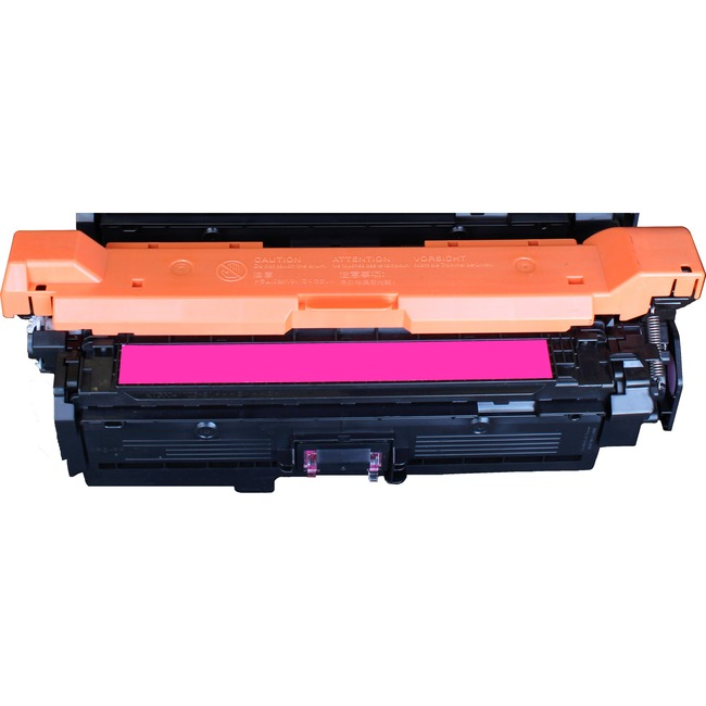 LMI Solutions Remanufactured Toner Cartridge - Alternative for HP (CE253A) - Magenta