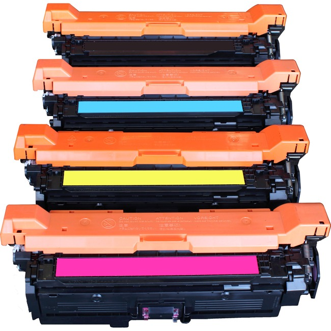 LMI Solutions Remanufactured Toner Cartridge - Alternative for HP (CE402A) - Yellow