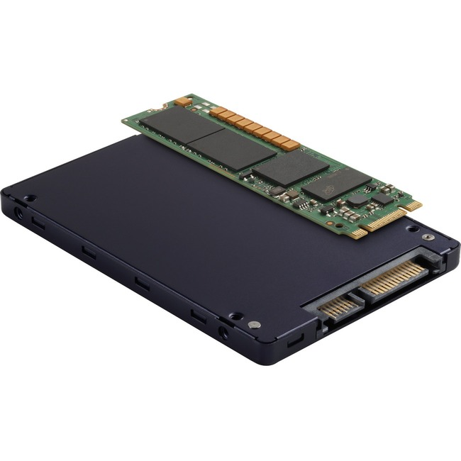 Micron 5100 5100 ECO 480 GB Internal Solid State Drive - SATA - M.2 2280
