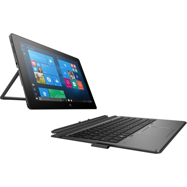 "HP Pro x2 612 G2 12"" Touchscreen LCD 2 in 1 Netbook - Intel Core i7 (7th Gen) i7-7Y75 Dual-core (2 Core) 1.30 GHz - 8 GB"