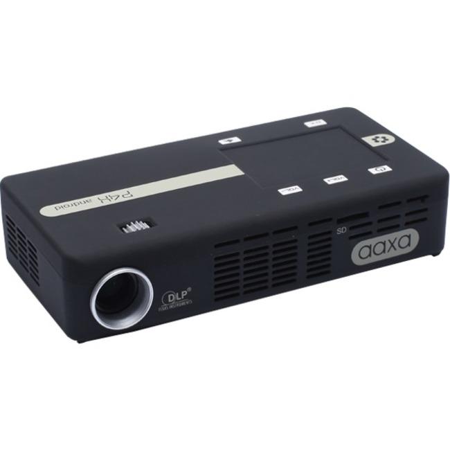 AAXA Technologies P4-X Android DLP Projector | 480p | EDTV | 16:9