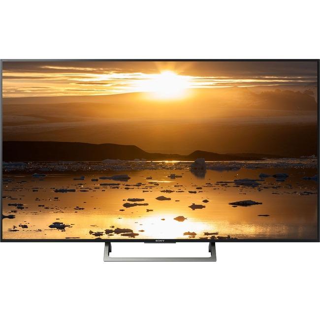 "Sony BRAVIA X800E XBR-55X800E 55"" 2160p LED-LCD TV - 16:9 - 4K UHDTV - Black, Dark Silver"