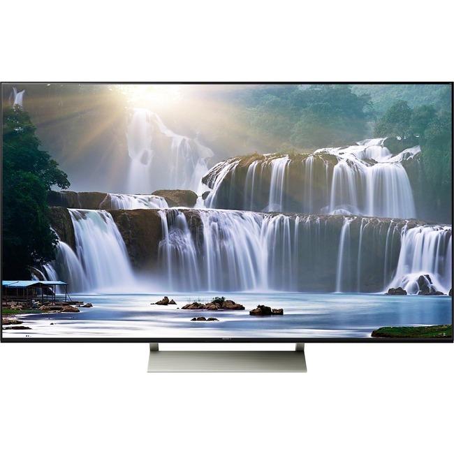 "Sony BRAVIA XBR X900E XBR-55X900E 55"" 2160p LED-LCD TV - 16:9 - 4K UHDTV - Black, Dark Silver"