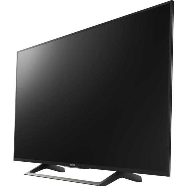"Sony BRAVIA X800E XBR-49X800E 49"" 2160p LED-LCD TV - 16:9 - 4K UHDTV - Black, Dark Silver"