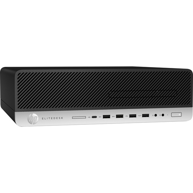 HP EliteDesk 800 G3 Desktop Computer - Intel Core i7 (7th Gen) i7-7700 3.60 GHz - 8 GB DDR4 SDRAM - 256 GB SSD - Windows