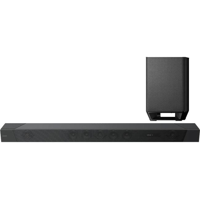 Sony HT-ST5000 Sound Bar Speaker - 800 W RMS - Wireless Speaker(s) - Black