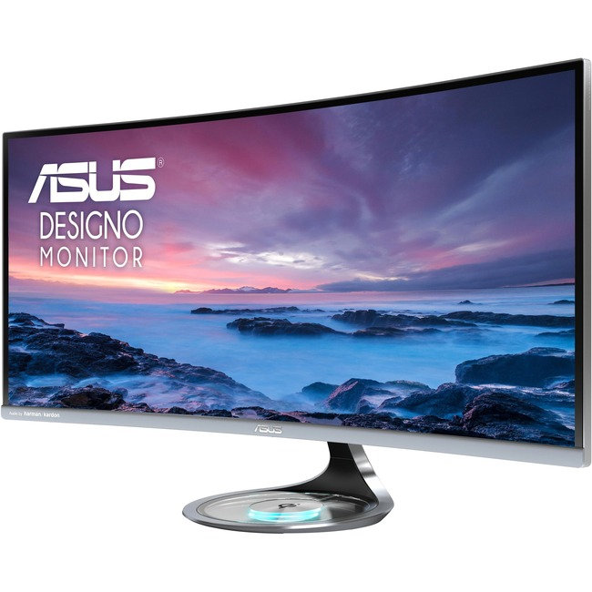 "Asus Designo MX34VQ 34"" LED LCD Monitor - 21:9 - 4 ms"