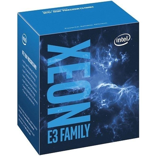 Intel Xeon E3-1245 v6 Quad-core (4 Core) 3.70 GHz Processor | Socket H4 LGA-1151Retail Pack