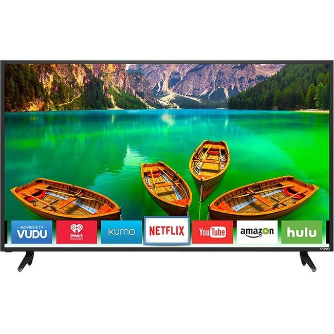 """VIZIO D D65-E0 64.5"""" 2160p LED-LCD TV - 16:9 - 4K UHDTV - Black"""