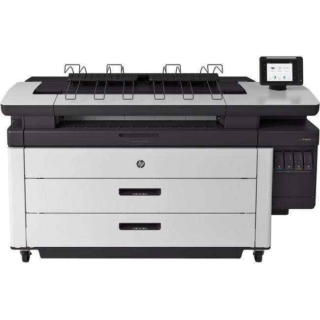 "HP PageWide XL 4500 PostScript Page Wide Array Large Format Printer - 40"" Print Width - Color"