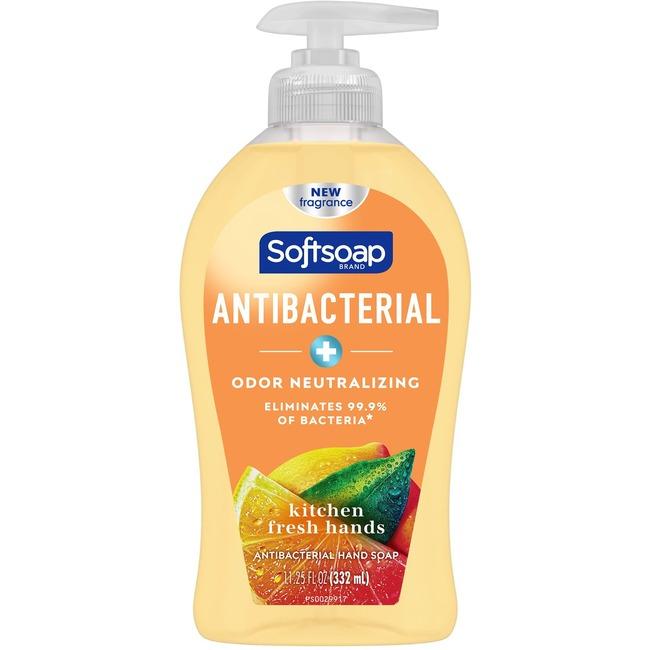 Softsoap Antibacterial Kitchen Fresh Hands Soap