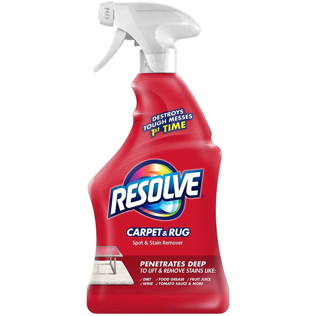 Resolve Stain Remover Cleaner