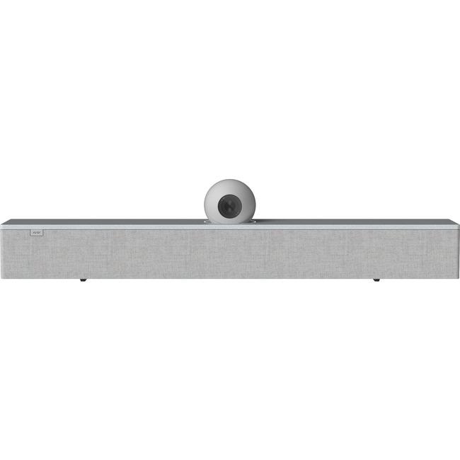 AMX Acendo Vibe ACV-5100GR Sound Bar Speaker - Wireless Speaker(s) - Wall Mountable, Tabletop - Gray