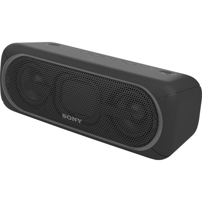 Sony SRS Series SRS-XB40 Speaker System - Wireless Speaker(s) - Portable - Battery Rechargeable - Black