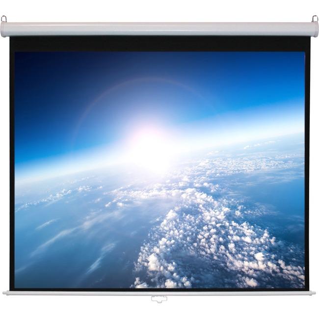 "Alltec Screens ATS-M100HW Manual Projection Screen - 100"" - 16:9 - Wall/Ceiling Mount"
