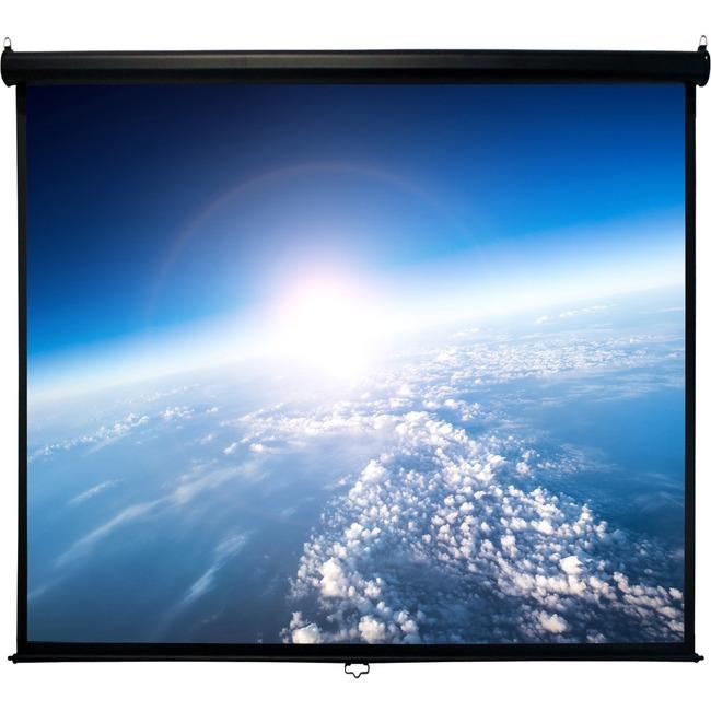 "Alltec Screens ATS-M120HB Manual Projection Screen - 120"" - 16:9 - Wall/Ceiling Mount"