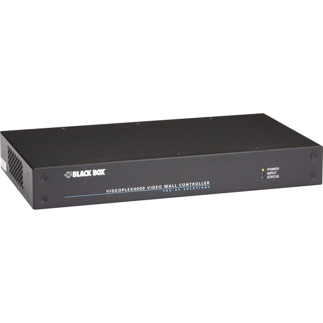 Black Box VideoPlex4000 Video Wall Controller - 4K, HDMI