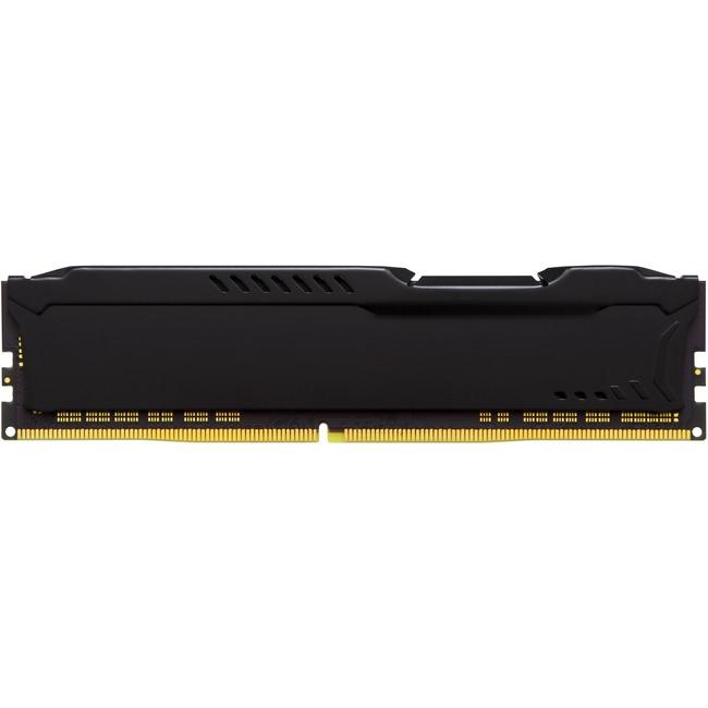 Kingston HyperX Fury RAM Module - 16 GB 1 x 16 GB - DDR4 SDRAM - 2666 MHz DDR4-2666/PC4-21300 - 1.20 V - Non-ECC - Unbuffered - CL16 - 288-pin - DIMM