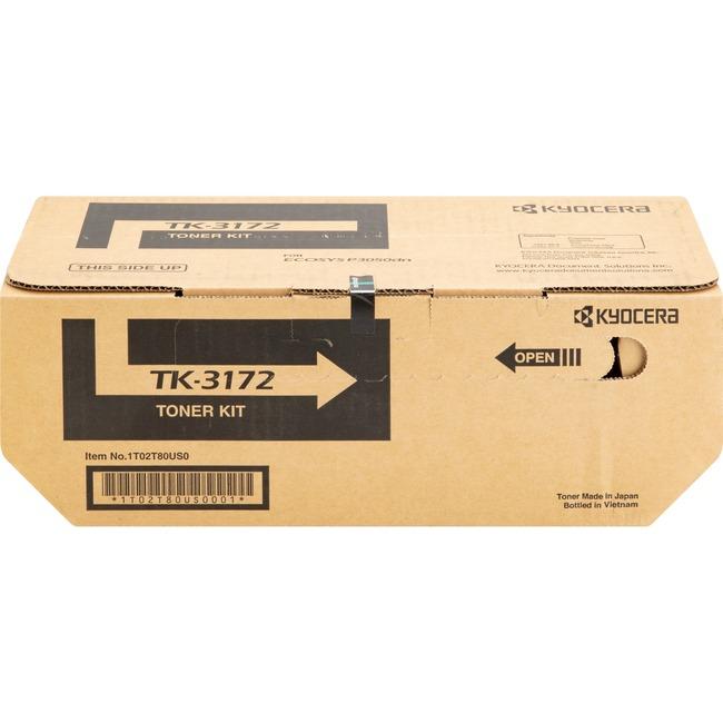 Kyocera TK-3172 Original Toner Cartridge - Black