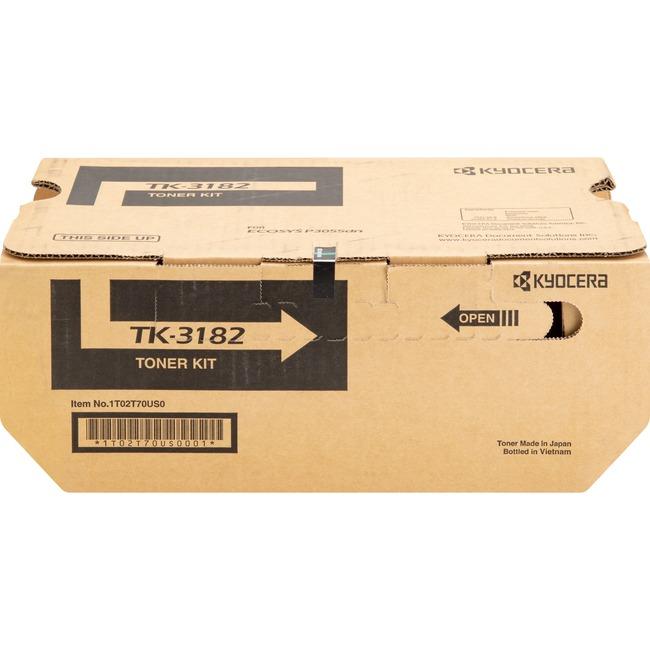 Kyocera TK-3182 Original Toner Cartridge - Black