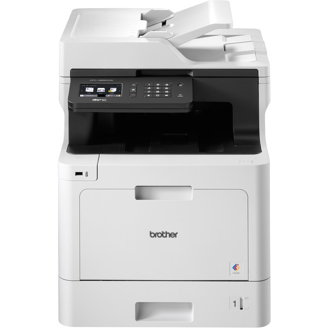 Brother Professional MFC-L8690CDW Laser Multifunction Printer - Colour